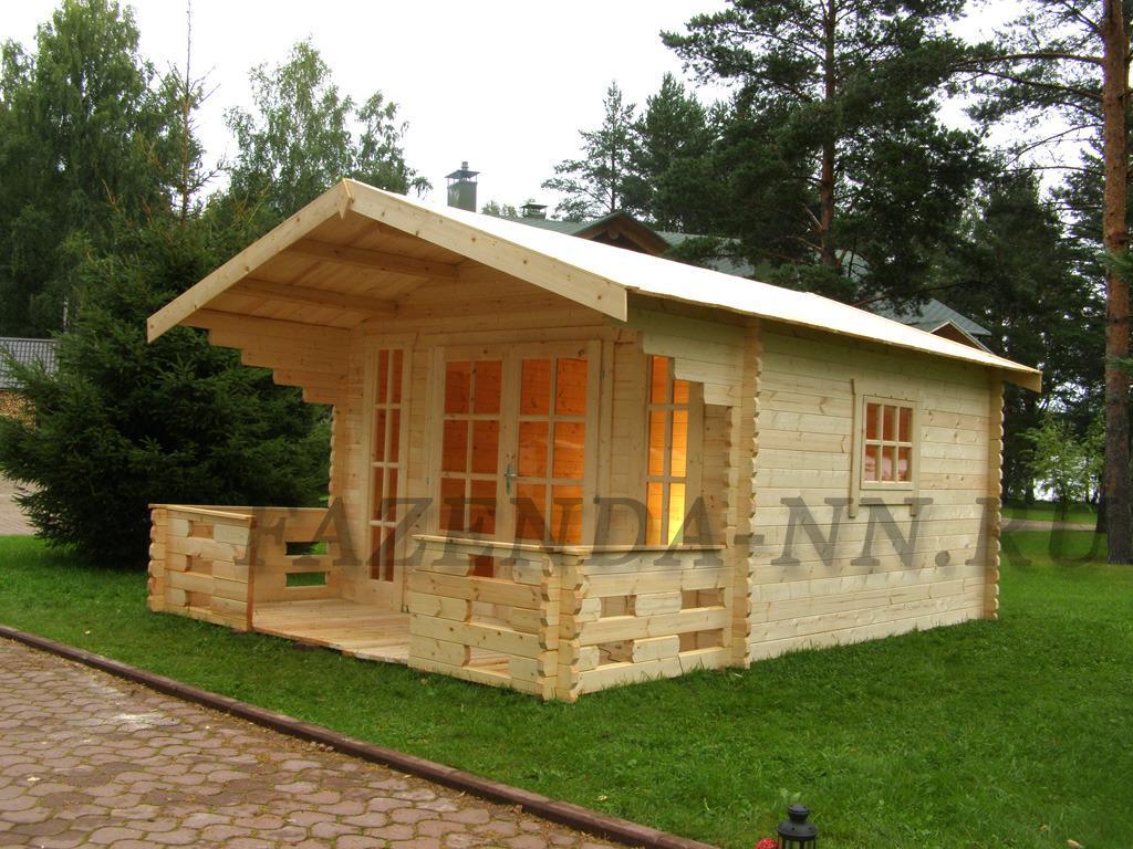 Садовые домики строительство своими руками
